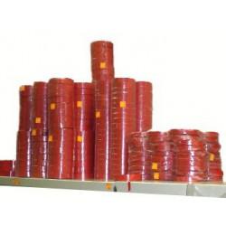 Rouleaux  adhésifs rouge