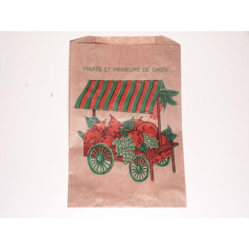 Cardon emballages sac kraft alimentaire pour grossiste fruits et l gumes pou - Traitement anti humidite ...