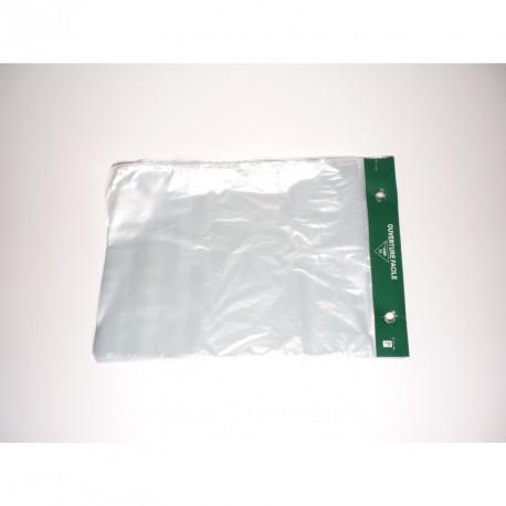 Sac plastique alimentaire plat 170x220